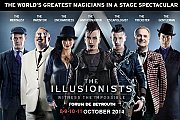 THE ILLUSIONISTS in Lebanon