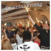 Oriental Friday at Ages Pub
