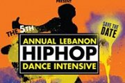 5th Lebanon HIP HOP Dance Intensive