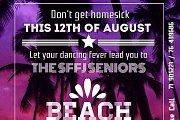 SFFJ's Beach Party