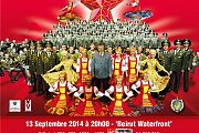 Les Choeurs de l'Armée Rouge - The Red Army Choir live in Lebanon