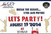 Alisep Fundraising at Skybar