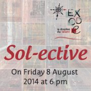 """""""Sol-ective"""" Collective Exhibition by Exode"""