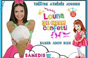 Louna Ice Cream et Confetti - Play for Children