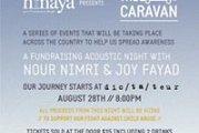 'The Caravan - A fundraising acoustic for Himaya with Nour Nimri & Joy Fayad