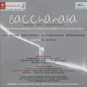 Group Art Exhibition- IXSIR Winery & Pidraya present Bacchanalia