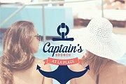 Captain's Brunch Every Sunday at La Plage