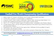 Football 5 World Championship (Lebanon Qualifications)