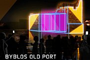 Byblos 3D Projection Mapping Show 2014