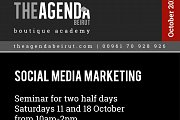 Social Media marketing workshop with Naomi Sargeant