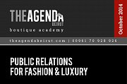 Public Relations for Fashion and Luxury with Bouchra Boustany