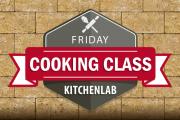 Cours de cuisine du vendredi