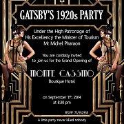 gatsby opening