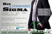 Six Sigma - Green Belt Certification