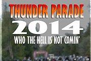 Thunder Parade 2014