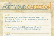 # Get Your Career On