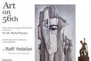 Raffi Yedalian's Solo Exhibition