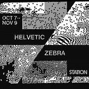 HELVETIC ZEBRA - Exhibition curated by Donatella Bernardi