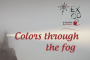 """Colors through the Fog"" Collective Exhibition by Exode"
