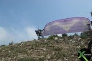 Paragliding with Xtremers