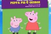 PEPPA PIG & GEORGE AT JCC