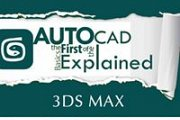 AutoCad 2D & 3DS MAX Workshops