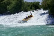 RAFTING EXCURSION with BLUE CARROT ADVENTURES & I-HIKE