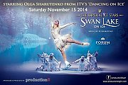 Swan Lake on Ice - Show in Beirut, Lebanon