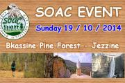 Bkassine Pine Forest Hike with SOAC