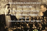 """""""Voce Dal Cielo"""" Fund Raising Opera Concert by Reviving Smiles Org."""