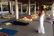 Yoga Retreat at Edde Sands with Samantha Howick