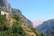 Exploring monasteries at Qadisha valley