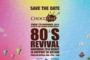 Chocol'art 2014 - 80's revival
