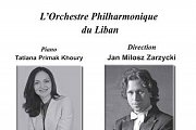 Lebanese Philarmonique Orchestra (LPO) Concert with Jan Milosz Zarzycki