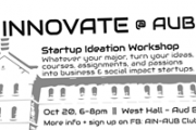 Startup Ideation Workshop