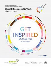 GEW - Global Entrepreneurship Week Lebanon 2014