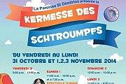 Kermesse des Schtroumpfs 2014
