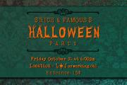 Dead, Rich, & Famous: Halloween Party