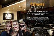 A Spooky Halloween at HILTON