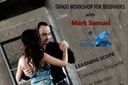 """Tango Workshop with """"Mark Samuel"""" at AltCity"""