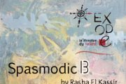 """Spasmodic B"" by Rasha El Kassir"