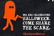 Halloween at Junkyard Beirut
