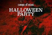 Halloween Party at Coop d'Etat