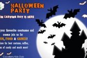 Halloween Costume Party at Coco Berry