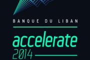 Banque du Liban Accelerate 2014 - First International Startup Conference