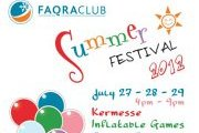 FAQRA CLUB - SUMMER FESTIVAL 2012