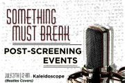 Music Film Week: Something Must Break: Post Screening Events at Radio Beirut
