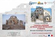Colloque international : L'initiation chrétienne au Proche-Orient protobyzantin et médiéval