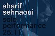 sharif sehnaoui - solo performance