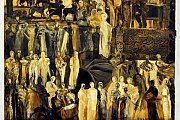""""""" Solemn, I Stand The Test Of Time"""" - Art Exhibition by AHMAD MOUALLA"""